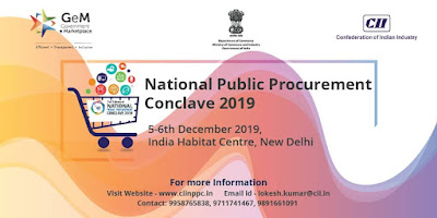 Minister Piyush Goyal to Inaugurate 3rd edition of National Public Procurement Conclave