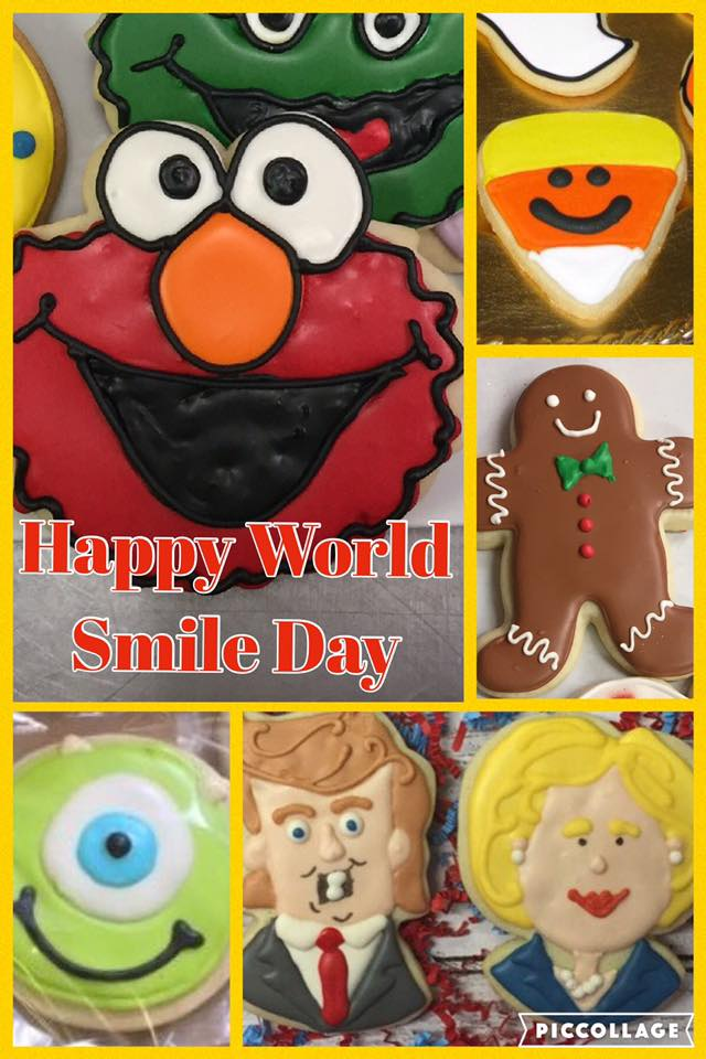 World Smile Day Wishes Lovely Pics
