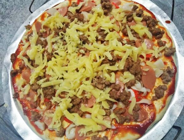resepi pizza mudah  oven  liga mx Resepi Kek Coklat Tanpa Telur dan Cuka Enak dan Mudah