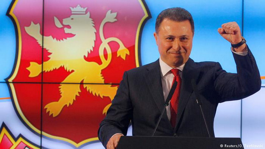 Gruevski: 6 reasons why SDSM was brought to power by US Deep State and its EU vassals