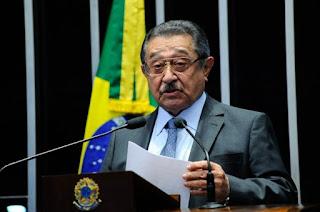 Prefeitura de Pilõezinhos decreta luto oficial de três dias pela morte do senador José Maranhão