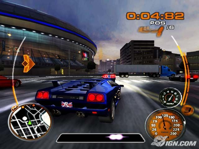 Midnight Club 3 - DUB Edition Remix (USA) ISO Download PS2 ISOs