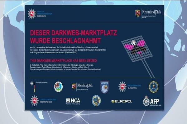 """"""" يوروبول """" الألمانية تلقي القبض على صاحب أكبر متجر إلكتروني في الانترنت المظلم !"""