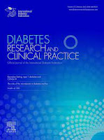 Image of the front cover of Diabetes Research and Clinical Practice