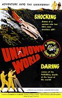 Portada película Mundo Desconocido