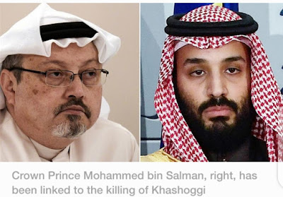 Many nations condemn Saudi Arabia at UN Council on  violations for the murder of journalist Jamal Khashoggi