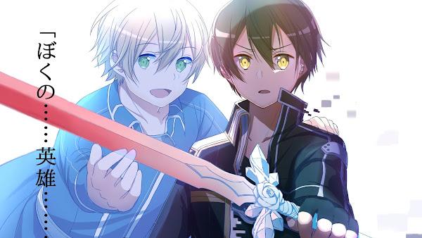sao alicization kirito sword