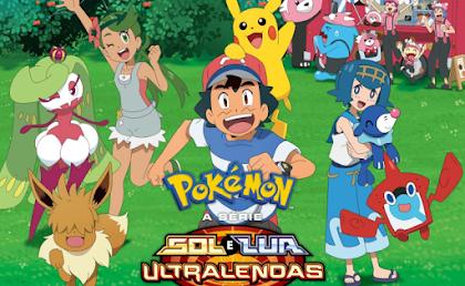 Pokémon A Série: Sol & Lua – Ultralendas Todos os Episódios Online