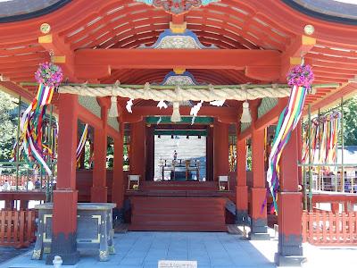 鶴岡八幡宮七夕祭