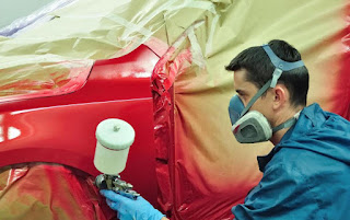Tips to Help You Paint Your Car Yourself