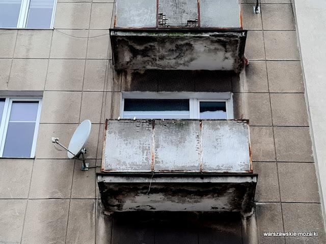 kamienica Warszawa Warsaw praskie kamienice Praga Północ modernizm funkcjonalizm architektura Jerzy Gelbard Grzegorz Sigalin Riman Sigalin architecture