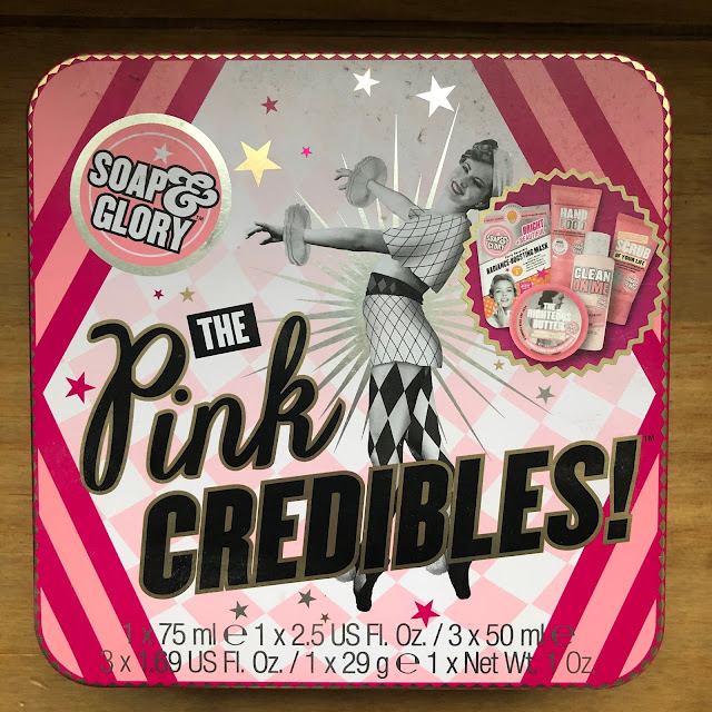 Soap and Glory the Pink Credibles gift set