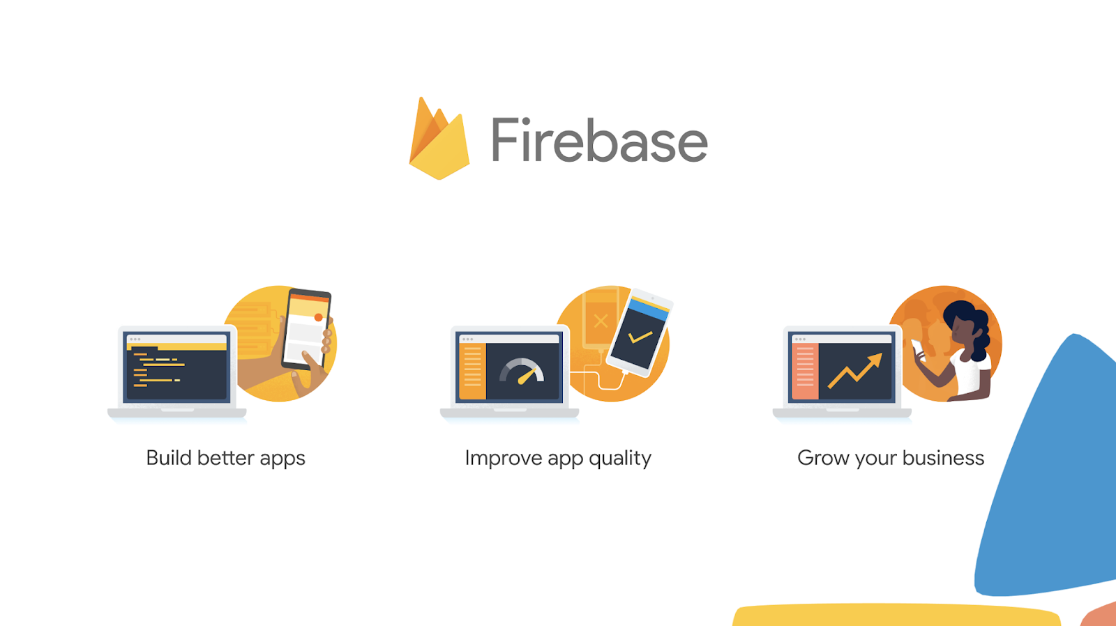 The Firebase Blog: What's new at Firebase Summit 2018
