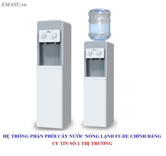 Cây nước nóng lạnh FujiE WD1850E cao cấp có thể sử dụng cho cả Văn phòng & Gia đình