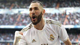 Real Madrid striker Benzema doesn't want to give up on the Pichichi