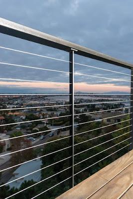 Desain Pagar Balkon Minimalis Terbaru Yang Direkomendasikan