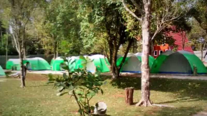Tempat Camping Di Purwakarta