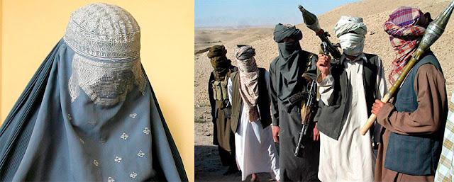 В Афганистане обезглавили женщину, отправившуюся за покупками без мужа