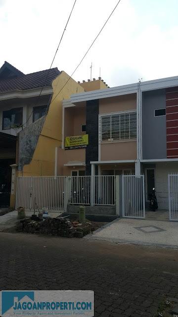 Dijual rumah minimalis modern Araya Malang Kota