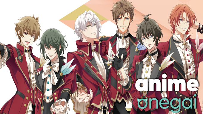 """Tsukiuta the animation 2"" será el segundo anime de AnimeOnegai con lanzamiento simultaneo"