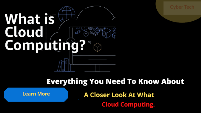 Everything You Need To Know About, A Closer Look At What Cloud Computing.