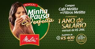 Promoção Café Melitta 2017