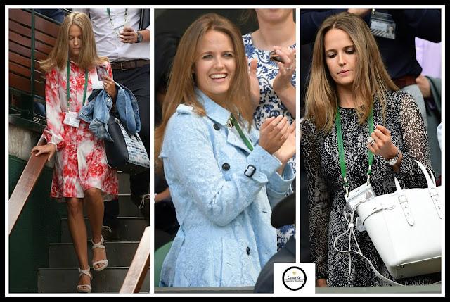 Wimbledon 2016, Kim Murray, dresses, Aspinal