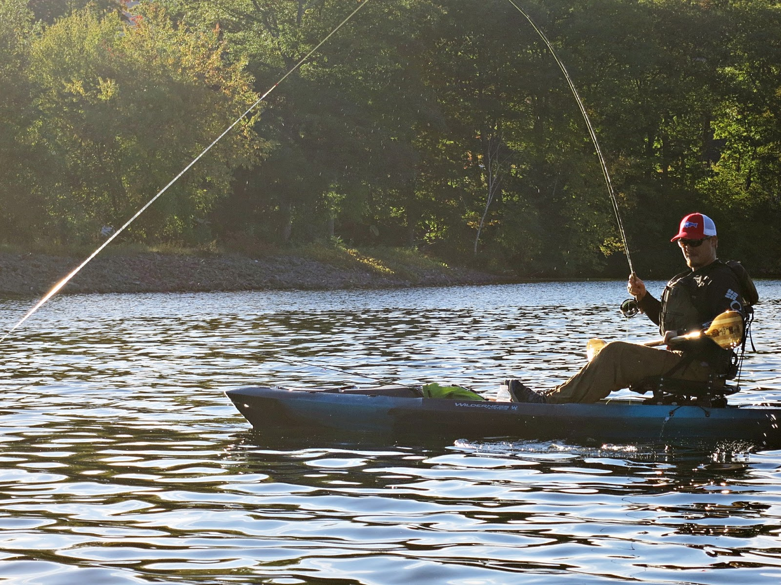 Man powered fishing spring fly fishing in western for Fly fishing massachusetts