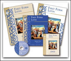 Memoria Press: First Form Latin