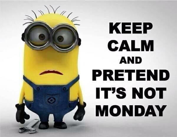 Funny Monday Sayings