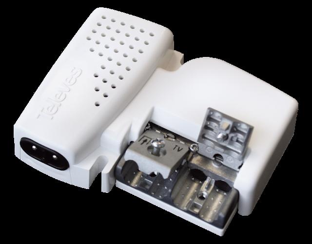 ¿Qué es un amplificador de antena? ¿Dónde se coloca? | Tipos + Precios + Diferencias | ICT