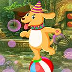 Games4King Circus Dog Escape
