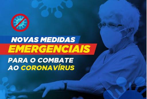 Cajati apresenta medidas emergenciais em novo Decreto do dia 22/04