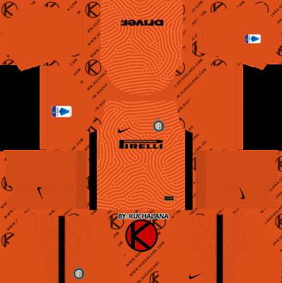 Inter Milan Kits 2020/21 -  DLS2019 Kits