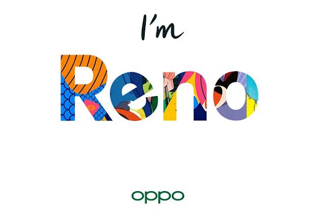 Oppo Reno Punya Desain Kamera Depan yang Unik