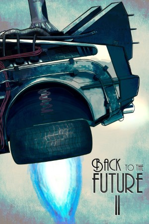 Download Back to the Future Part II (1989) Dual Audio {Hindi-English} Movie 480p | 720p BluRay 350MB | 1GB