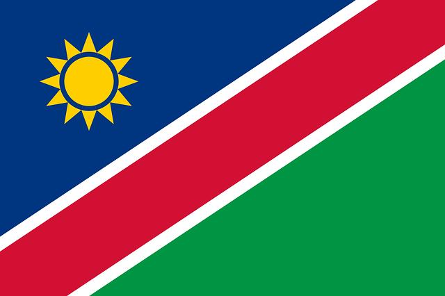 Bendera Namibia