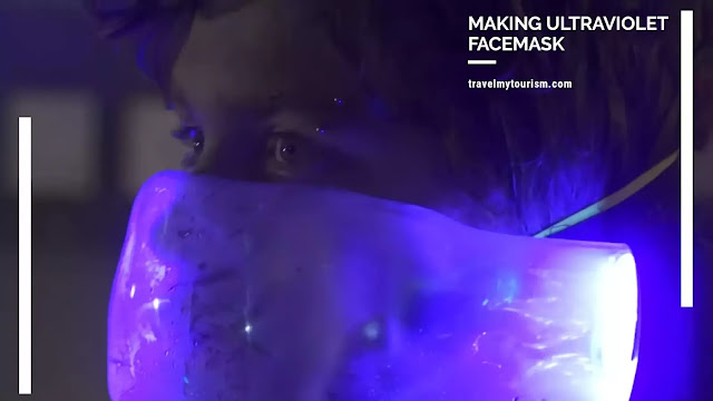 How To Make Ultraviolet Facemask