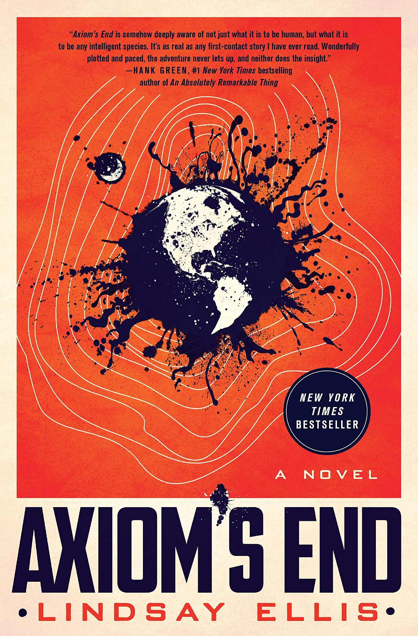 Axiom's End by Lindsay Ellis book cover
