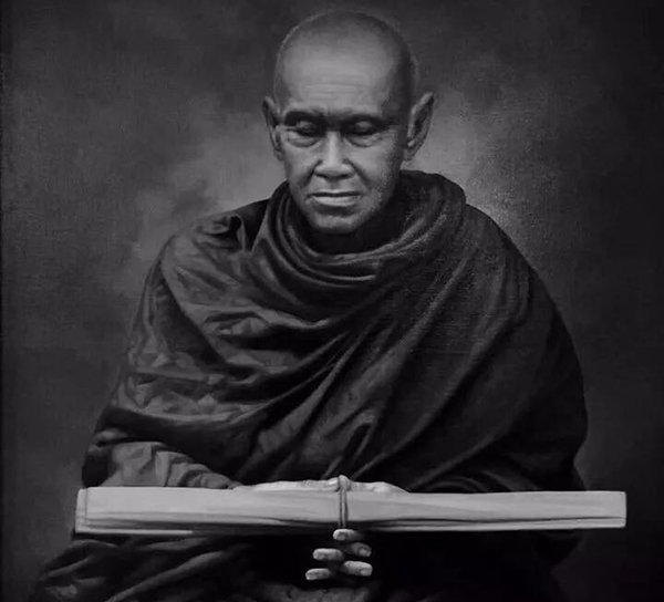 聖僧阿贊多大師
