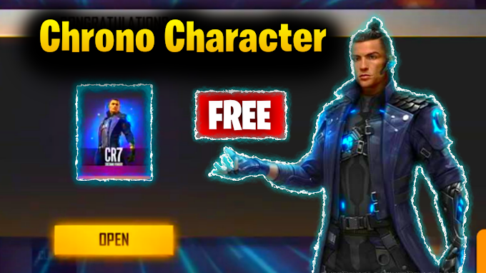 How To Get Chrono Character!
