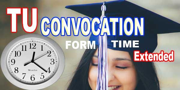 TU 45th Convocation