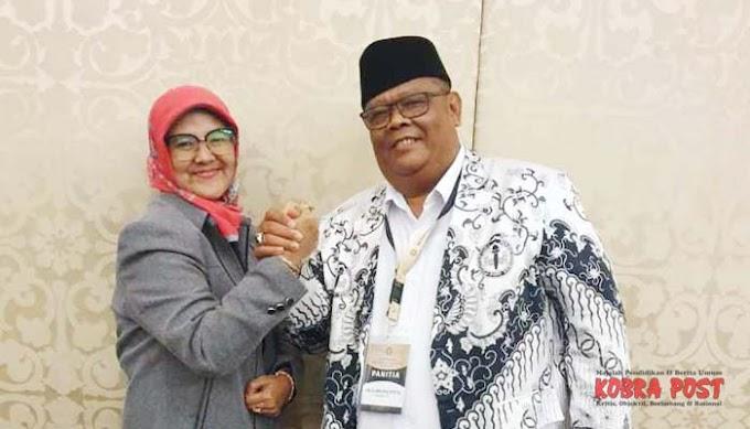 Guru SMK Negeri 1  dipercaya Jadi Kabiro Hubungan Internasional PGRI