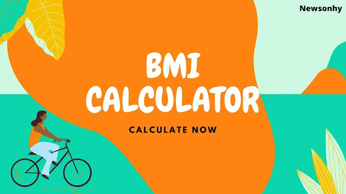 Bmi Calculator - Calculate Your Bmi ( Body Mass Index) Best Tool By  Newsonhy