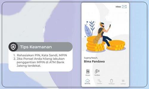 Foto Panduan dan Cara Atasi Lupa atau Ganti Kata Sandi dan MPIN di Aplikasi Bima Mobile Lengkap Terbaru - www.herusetianto.com