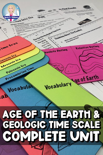 Age of the Earth and Geologic Time Unit
