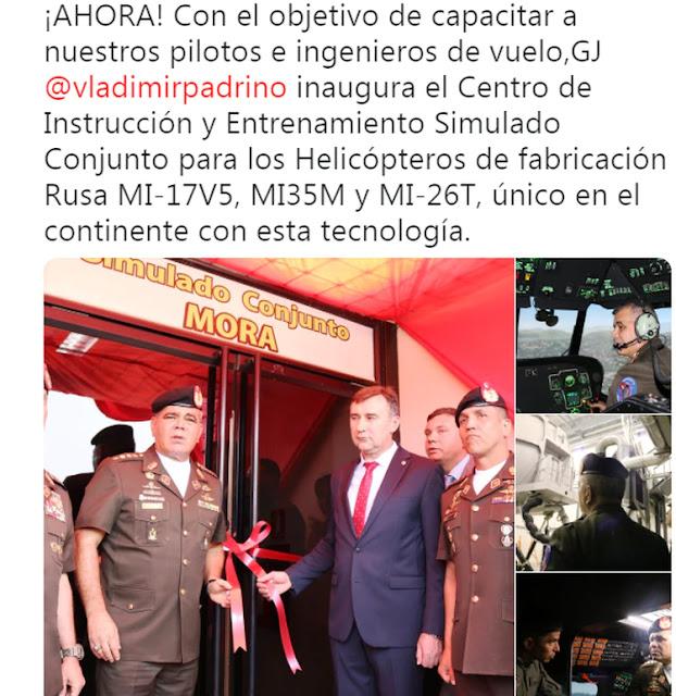 Los principales helicópteros que Venezuela le compró a Rusia están abandonados como chatarra