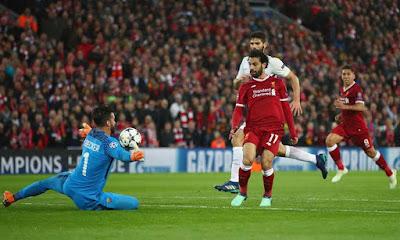 صلاح ملك أوروبا أفضل صور من انتصار ليفربول