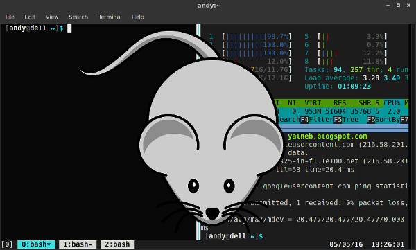 http://yalneb.blogspot.com/2016/05/tmux-better-mouse-integration.html