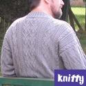Arguyle Gansey, from Knitty magazine